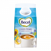 Becel Creamy coffee milk