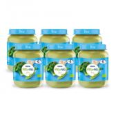 Nestle Naturnes organic broccoli, green peas and turkey baby porridge (from 6 months)
