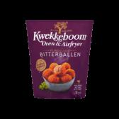 Kwekkeboom Oven en airfryer rundvlees bitterballen (alleen beschikbaar binnen Europa)