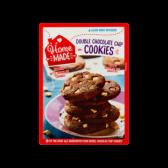 Home Made Complete mix voor dubbel chocolade chip koekjes