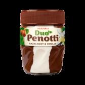 Penotti Duo penotti hazelnut and vanilla small