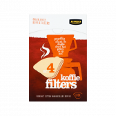 Jumbo Coffee filters no 4