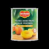 Del Monte Half peaches on juice large