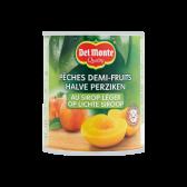 Del Monte Halve perziken op lichte siroop groot