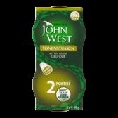 John West Tonijnstukken met een vleugje olijfolie 2-pack