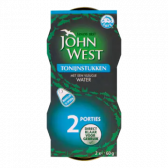 John West Tona pieces with a twist of water 2-pack