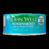 John West Tuna with a twist of water