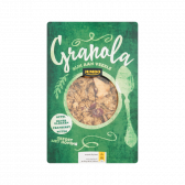 Jumbo Granola with apple, oat flakes and cranberry seeds