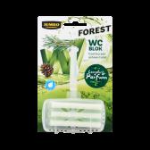 Jumbo Toilet block forest