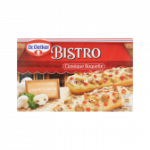 Dr. Oetker Classic mushroom baguettes bistro (only available within Europe)