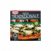 Dr. Oetker Spinach e ricotta pizza tradizionale (only available within Europe)