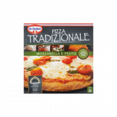 Dr. Oetker Mozzarella e pesto pizza tradizionale (only available within Europe)