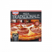 Dr. Oetker Salami Romano pizza tradizionale (only available within Europe)