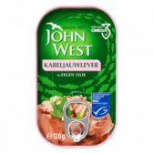 John West Kabeljauwlever in eigen olie