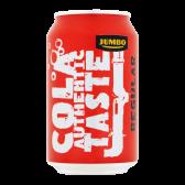 Jumbo Cola authentic taste