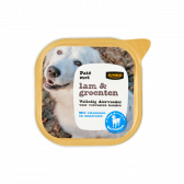 Jumbo Lamb and vegetable pate for dogs (only available within Europe)