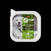 Jumbo Gevogelte pate met topping van spek, ei en tomaat voor honden (alleen beschikbaar binnen Europa)