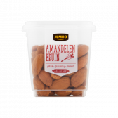 Jumbo Brown almonds