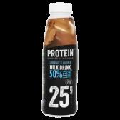 Melkunie Protein chocolate milk drink (at  your own risk)