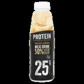 Melkunie Protein vanilla milk drink (at  your own risk)