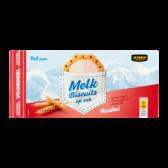 Jumbo Strawberry milk biscuits family pack
