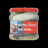 Ouwehand Zure haring klein (voor uw eigen risico)
