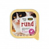 Jumbo Beef pate for cats (only available within Europe)