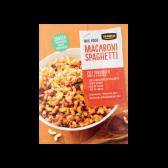 Jumbo Macaroni en spaghetti mix