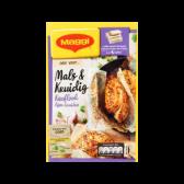 Maggi Mals en kruidige knoflook fijne kruiden