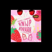 Jumbo Aardbeien framboos knijpkwark (alleen beschikbaar binnen Europa)