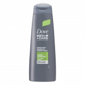 Dove Fresh clean shampoo men + care