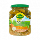 Kuhne Sweet little pickles