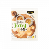 Jumbo Young 48+ cheese cubes