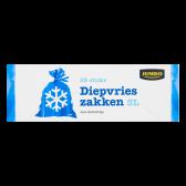 Jumbo Deep freezer bags 3 liter
