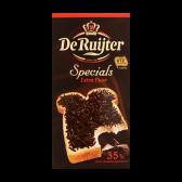 De Ruijter Specials extra dark sprinkles