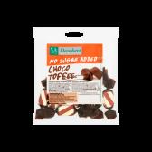 Damhert Nutrition Sugar free chocolate toffee