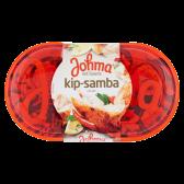 Johma Kip-samba salade (alleen beschikbaar binnen Europa)