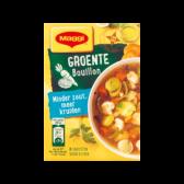 Maggi Low salt vegetable stock