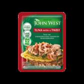 John West Tonijn met ovengedroogde tomaten en kruidendressing