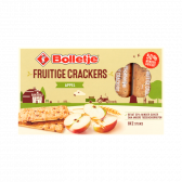 Bolletje Fruity crackers with apple