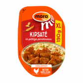 Mora Chicken satay in spicy peanut sauce XL (only available within the EU)