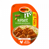 Mora Chicken satay in mild peanut sauce XL (only available within the EU)