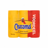 Chocomel Whole chocolate milk can multipack