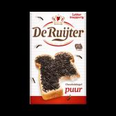 De Ruijter Dark chocolate sprinkles