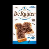 De Ruijter Milk chocolate sprinkles