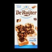 De Ruijter Milk chocolate flakes