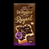 De Ruijter Royal chocolade flakes