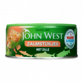John West Zalmstukjes met dille MSC