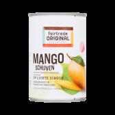 Fair Trade Original Mango schijven op lichte siroop