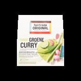 Fair Trade Original Thaise groene kerrie kruidenpasta